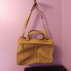 Handbags - Olive green handbag